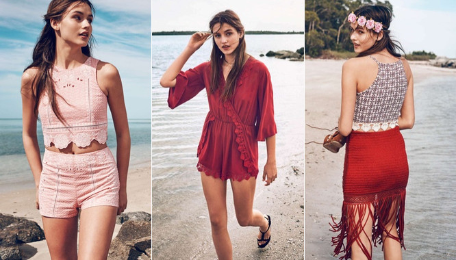 Plażowa moda na lato 2016 od HandM (FOTO)