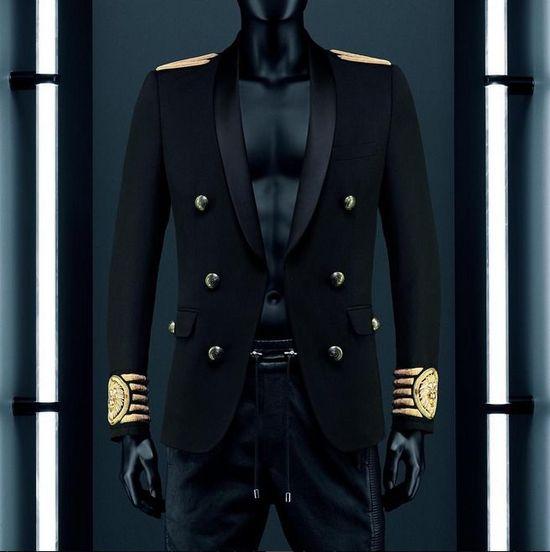 Uwaga! Wyciekły zdjęcia ubrań z kolekcji Balmain dla H&M