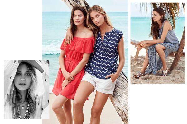 H&M lato 2016 - kolekcja Beach Vacation (FOTO)