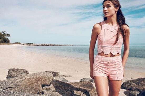 Plażowa moda na lato 2016 od H&M (FOTO)