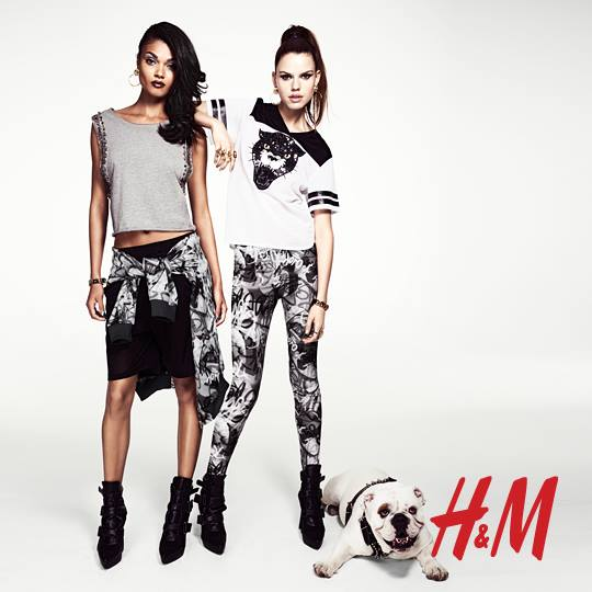 H&M Divided kampania Back to the Beats