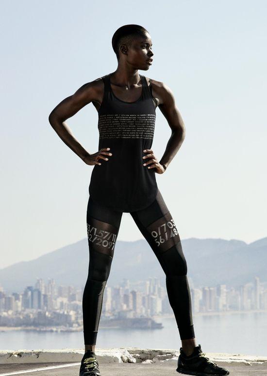 Letnie nowości od H&M Activewear Line (FOTO)
