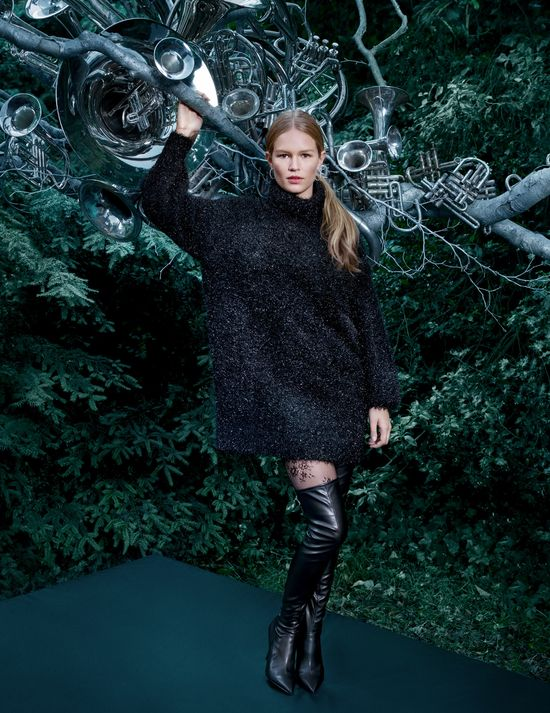 Wow! Tak H&M czaruje klientki swoją kolekcją świateczną na 2017 rok