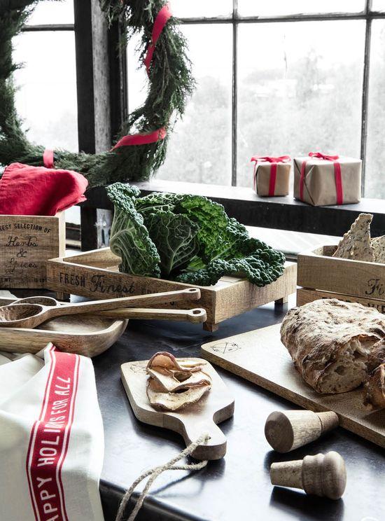 H&M Home Klasyczna Czerwień - Świąteczne akcent w mieszkaniu