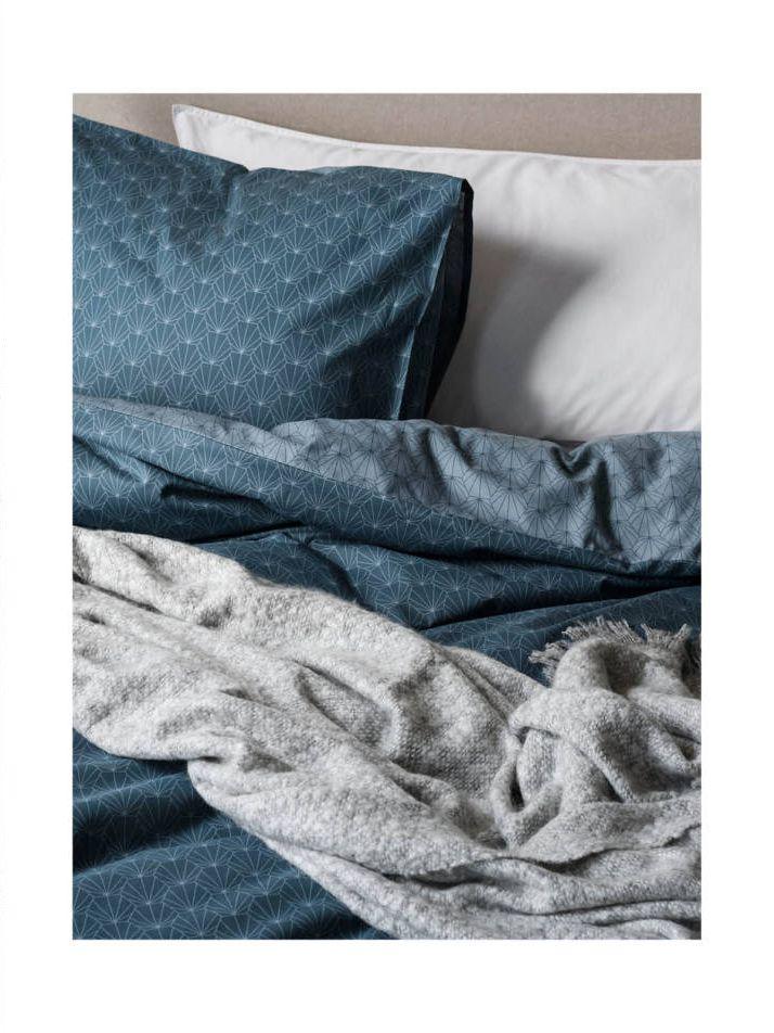 H&M Home Boho Blues - Styl boho w sypialnianym wydaniu