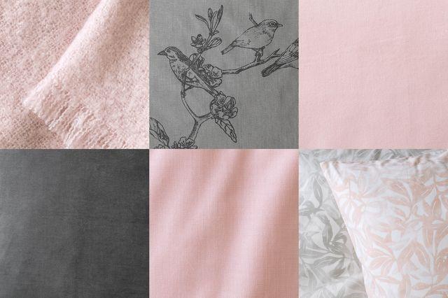 H&M Home Kolorowe sypialnie - Nowa kolekcja w pastelach
