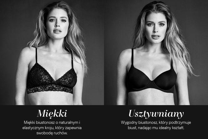 Jesień w zmysłowym wydaniu w nowej bieliźnianej kolekcji H&M