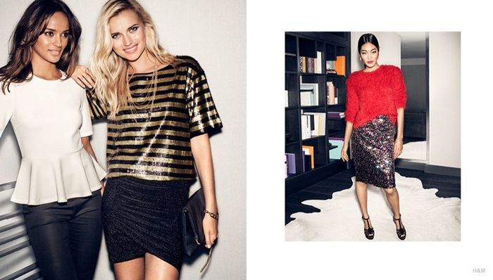 Imprezowe stylizacje od H&M (FOTO)