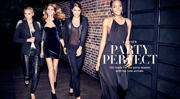 Imprezowy look od H&M (FOTO)