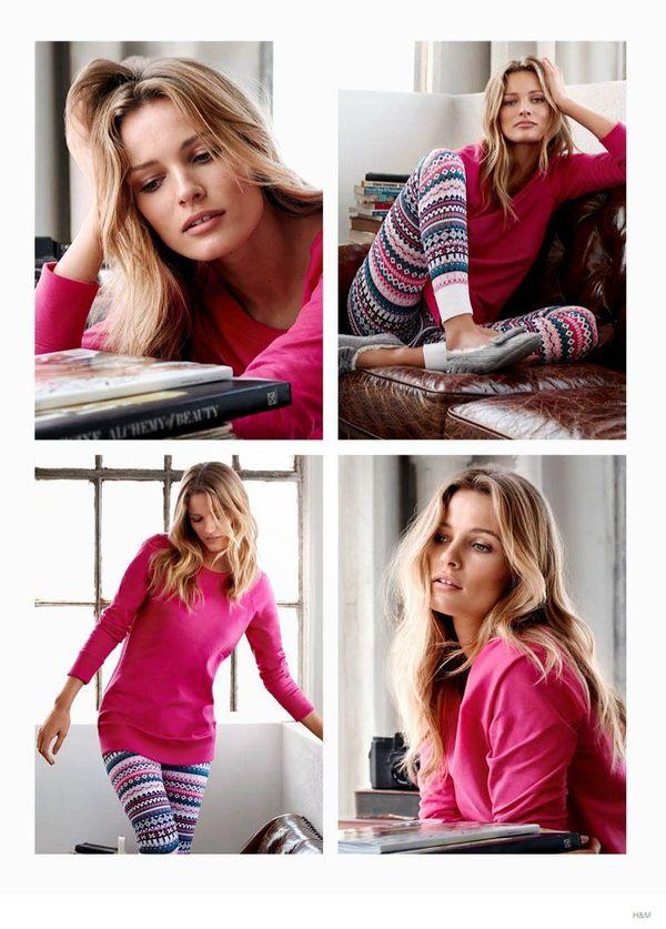 Nowości od H&M - piżamki i bielizna (FOTO)
