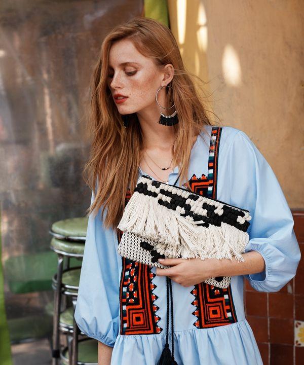 H&M wiosna 2016 - moda w stylu boho (FOTO)