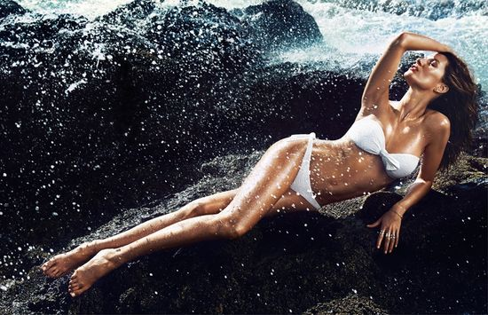 Gisele Bundchen dla H&M - pełna kampania (FOTO+VIDEO)
