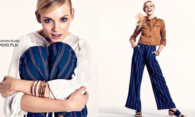 H&M Swobodna Elegancja - Nowa kolekcja w stylu lat 70.