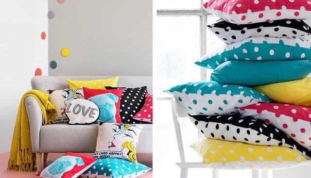 H&M Home - Eksplozja kolorów (FOTO)