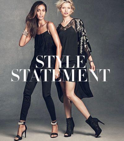Joan Smalls i Hana Jirickova w kampanii H&M (FOTO)