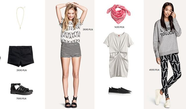 H&M Divided Red - Nowe Trendy (FOTO)