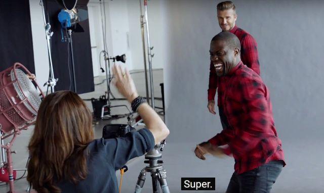 Boski David Beckham powraca dla H&M w zabawnym video