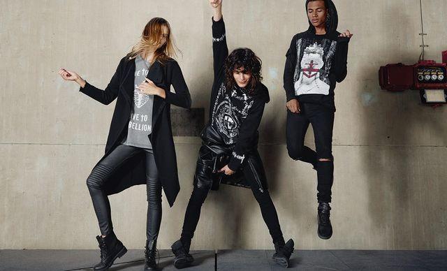 Rockowe Klasyki w kolekcji H&M Divided (FOTO)