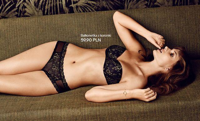 H&M Bielizna - Magia koronek w nowej kolekcji (FOTO)