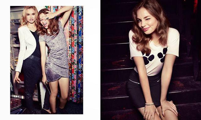 Imprezowe Dziewczyny, czyli nowa minikolekcja H&M (FOTO)