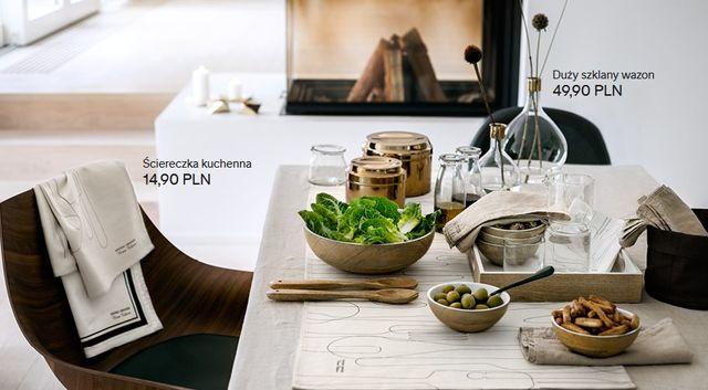 H&M Home - Nowoczesna Elegancja na jesień (FOTO)