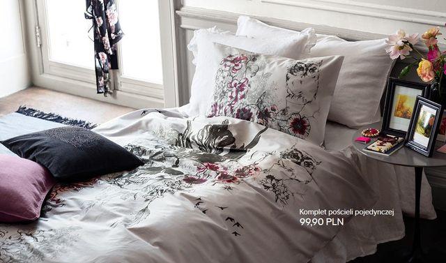 Romantyczna nutka - Przewodnik po Stylach od H&M Home (FOTO)