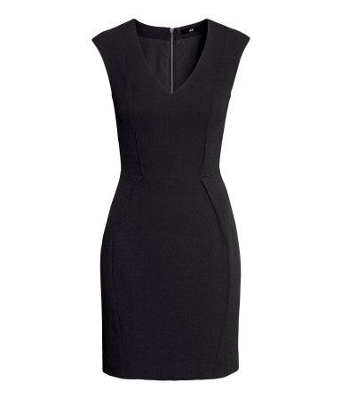 Czarne sukienki od H&M - przegląd