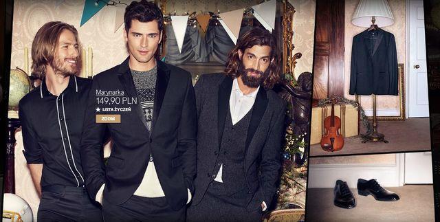 Świąteczny lookbook H&M (FOTO)