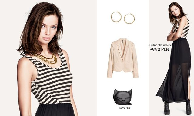 H&M Divided Black - nowe trendy (FOTO)