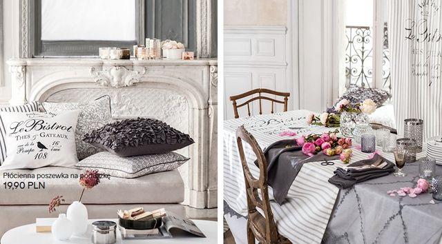 H&M Home - Romantyczna Bohema (FOTO)