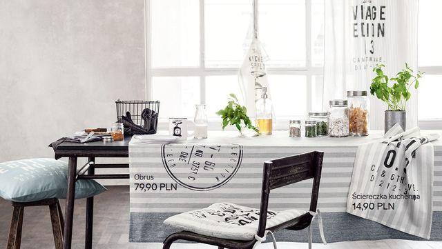 H&M Home - Nowoczesny Vintage (FOTO)