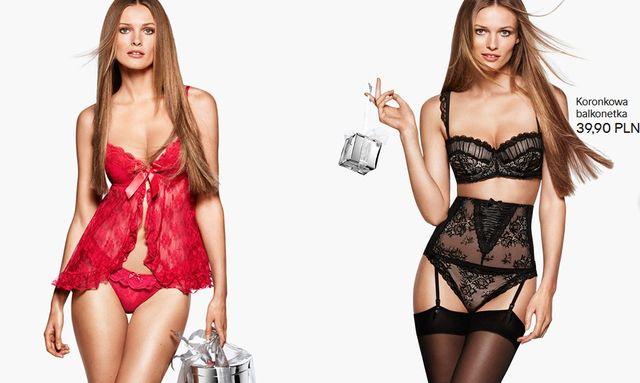 H&M Świąteczne Prezenty - Seksowna Bielizna (FOTO)
