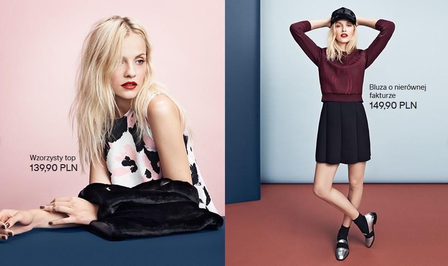 Prymat Kobiecości w H&M - Nowy jesienny trend sieciówki