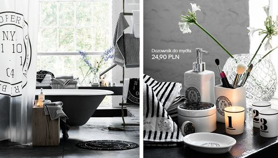 H&M Home - Urok Prostoty (FOTO)