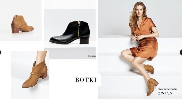 H&M Buty - Krok do wiosny (FOTO)