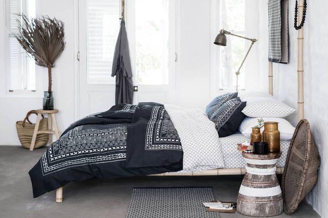 H&M Home Stylowa sypialnia - Wiosna w przytulnym wydaniu