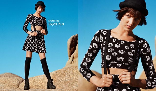 H&M Divided - Wiosenny lookbook (FOTO)