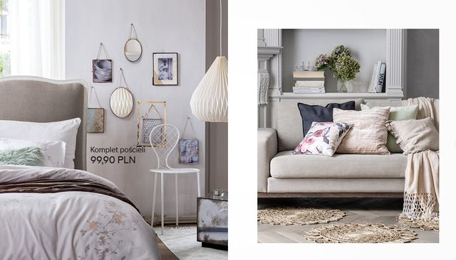 H&M Home - Luksus w pastelowym wydaniu (FOTO)