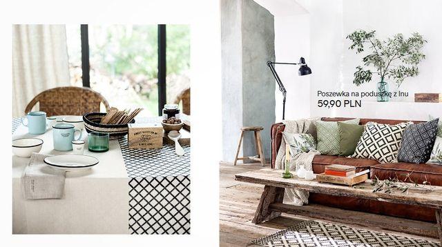 H&M Home - Nowa kolekcja, czyli Styl Śródziemnomorski (FOTO)