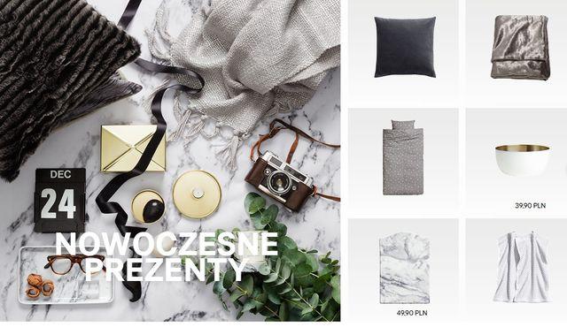 Prezenty w sześciu stylach od H&M Home (FOTO)