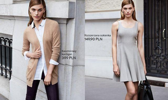 Nowa kolekcja H&M - Nowoczesna Klasyka (FOTO)