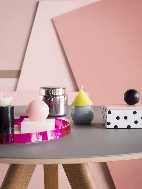 H&M Home - Wyrazisty kolor w wystroju wnętrz na wiosnę