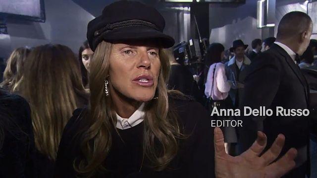 Gwiazdy i moda na paryskim pokazie H&M (VIDEO)