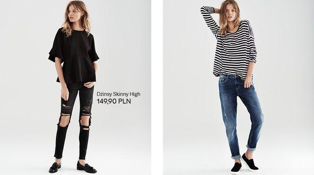 H&M Ona&Denim - Nowa jesienna casualowa kolekcja (FOTO)