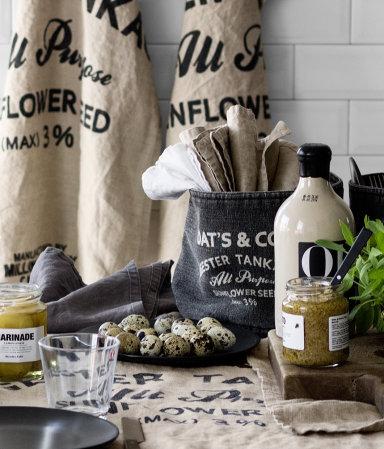 Stylowa kuchnia w wydaniu H&M Home (FOTO)