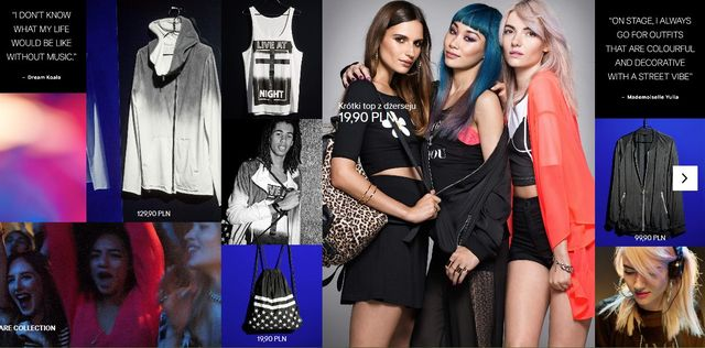 Nowa kolekcja H&M - Music (FOTO)