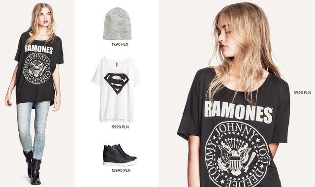Nowe trendy w H&M - kolekcja Divided Red (FOTO)