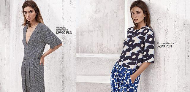H&M Wiosna 2015 - Rzeczy niezbędne w Twojej szafie (FOTO)