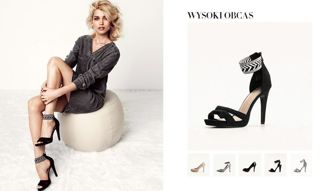 H&M Shoes - Wysoki Obcas (FOTO)