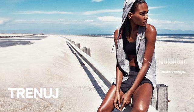 H&M Sport - Trenuj w dobrym stylu (FOTO)